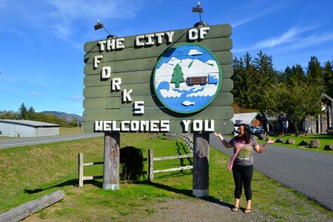 The Olympic Peninsula: Ferries and Forks